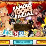 Famous Toons Facial Movie