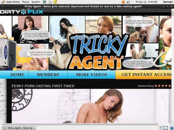 Free Account Premium Trickyagent