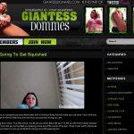 Free Giantessdommes Video