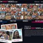 Czechfirstvideo.com Free Passes