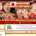 Free Japanese Bukkake Orgy Account