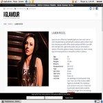 Lauren Wood Account Creator