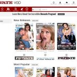 Private VOD Euro Direct Debit