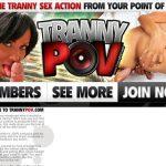 Tranny POV Cost
