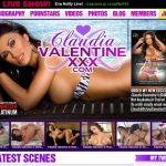 Claudiavalentinexxx.com Video