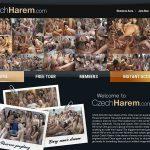 Czech Harem Free Users