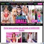 Free Exxxtrasmall.com Accounts