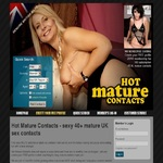 Free Hot Mature Contacts Passes