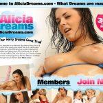 Free Video Aliciadreams.com