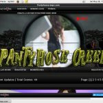Pantyhosecreep.com Adult Passwords