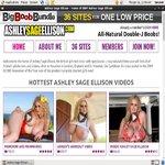 Ashley Sage Ellison Premium Free Account