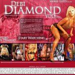 Debi Diamond VOD With EUDebit