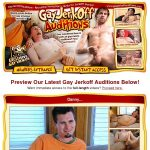 Free Pass For Gay Jerk Off Auditions