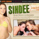 Sindee Jennings Website Password
