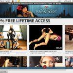 Free3dpassport Account New