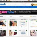 Ifriends.net Password Account