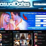 Casual Dates Renew Subscription