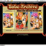 Register Babe Archive