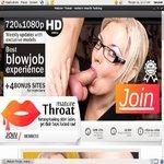 Maturethroat.com Account Share