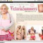 Victoria Summers Member Passwords