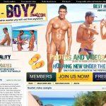 Account On B-boyz