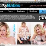 Account On Milkybabes