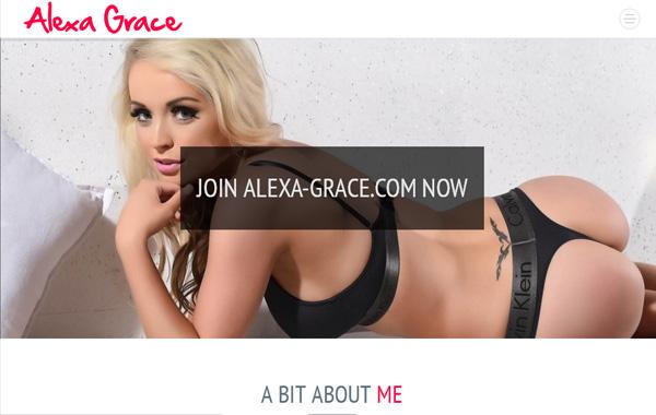 Alexagrace Cc Bill
