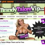 Brandy Talore VIP Join Again