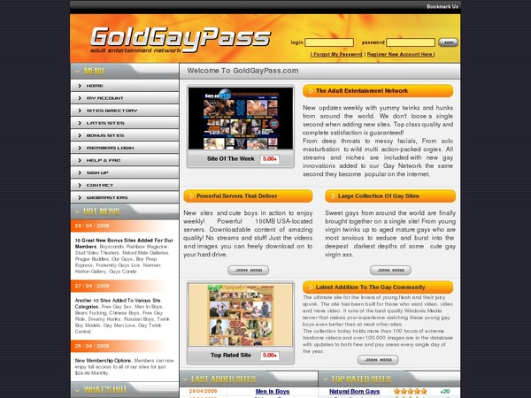 Free Goldgaypass Id