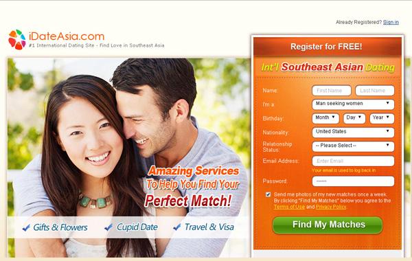 Free IDate Asia Multi-Geo Account Passwords