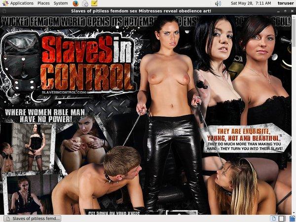 Free Slaves In Control Premium Account