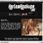 Harlem Hookups Login Account