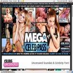 Mega Celeb Pass Premium Passwords