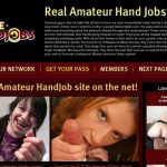 New I Like Hand Jobs Account