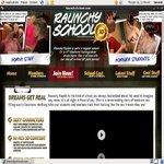 Raunchy School Coupon