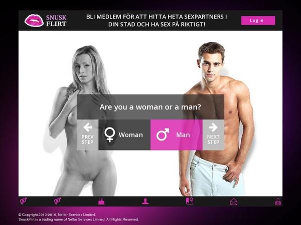 Snusk Flirt Bill.ccbill.com
