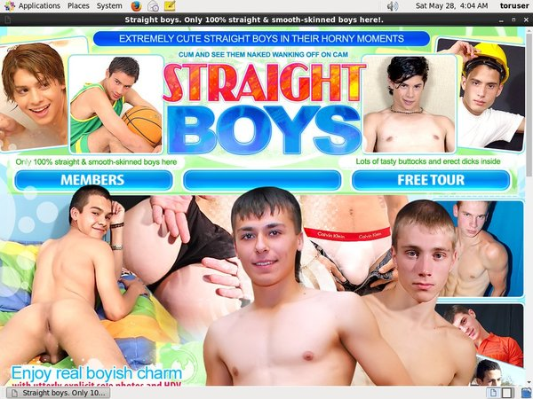 Straightboys With Discover Card