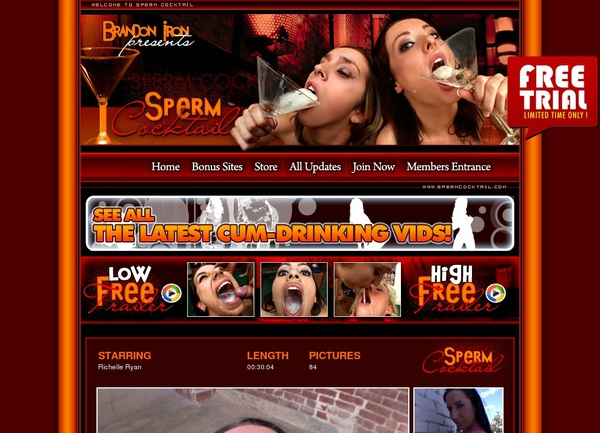 Account Free For Spermcocktail