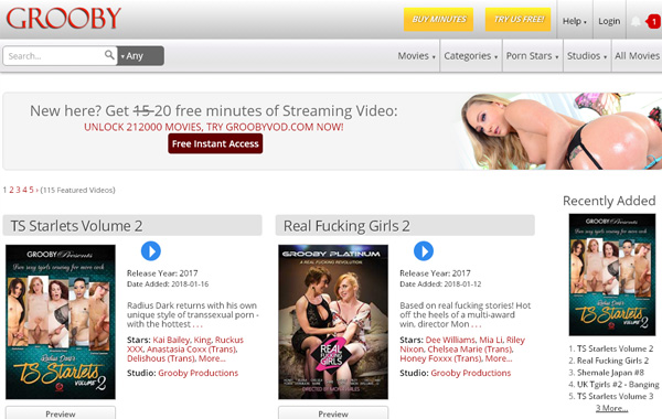 Accounts Groobyvod Free