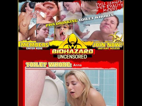 Biohazarduncensored Get Access