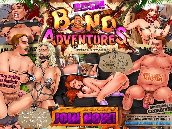 Bond-adventures.com Accs