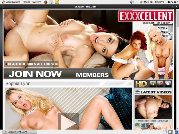 Exxxcellent Free Account Password