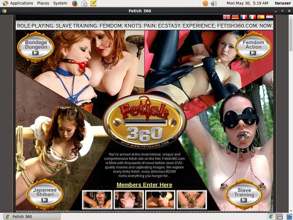 Fetish360.com Get Discount