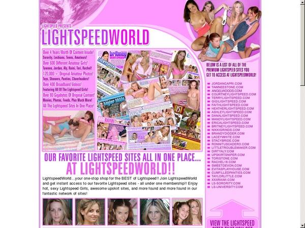 Free Passwords Lightspeedworld