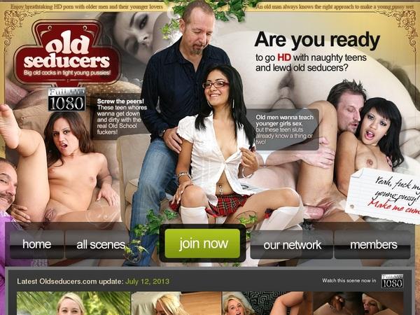 Oldseducers.com Euro Direct Debit