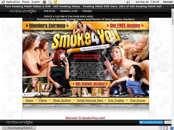 Password For Smoke 4 You