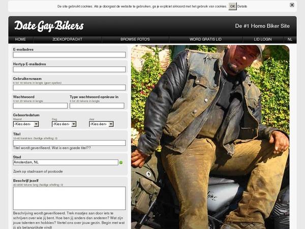 Premium Account For Dategaybikers
