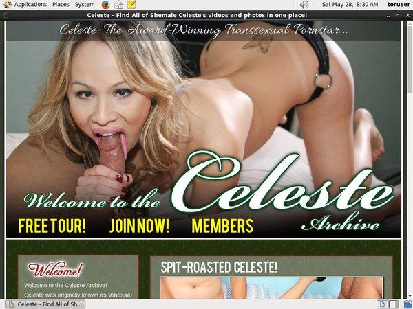 TS Celeste Username