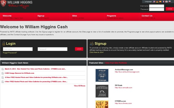 Williamhigginscash Gratis