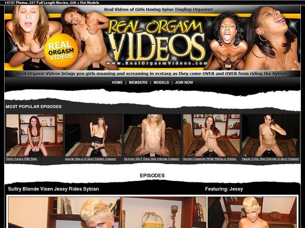 Access Real Orgasm Videos Free